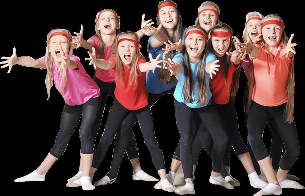 Progressive Sports Bristol and South Glos dance classes for children