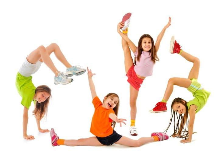 Derbyshire & Chesterfield dance classes for children