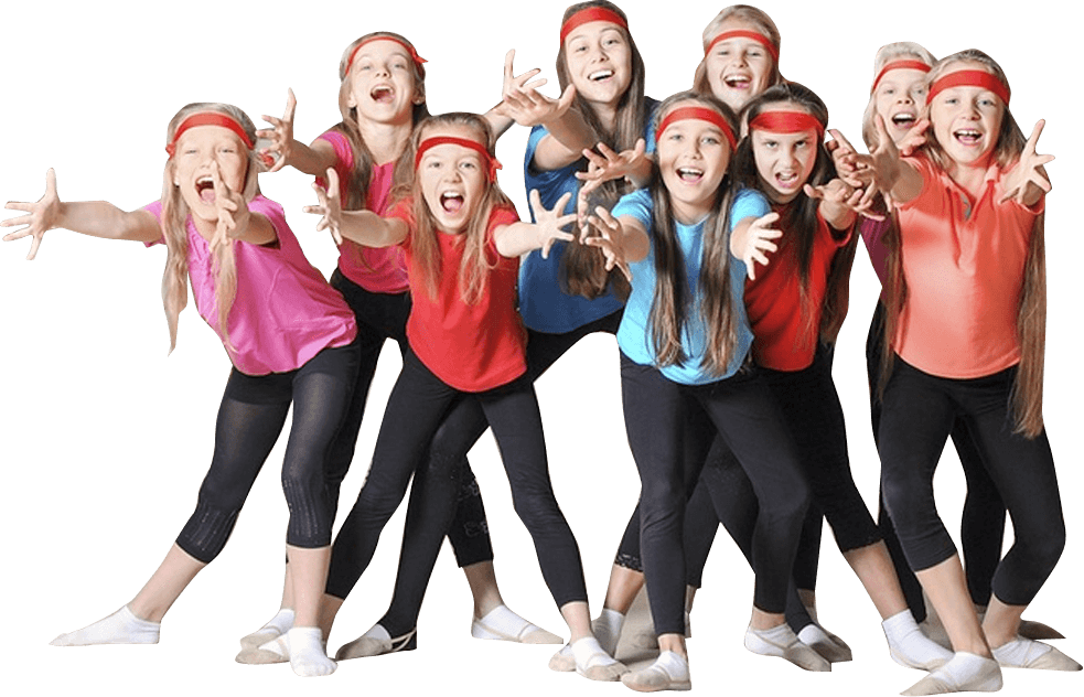 Derbyshire & Nottingham dance classes for children